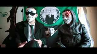 Anonymous MMM 2014 Documentry Million Mask March L