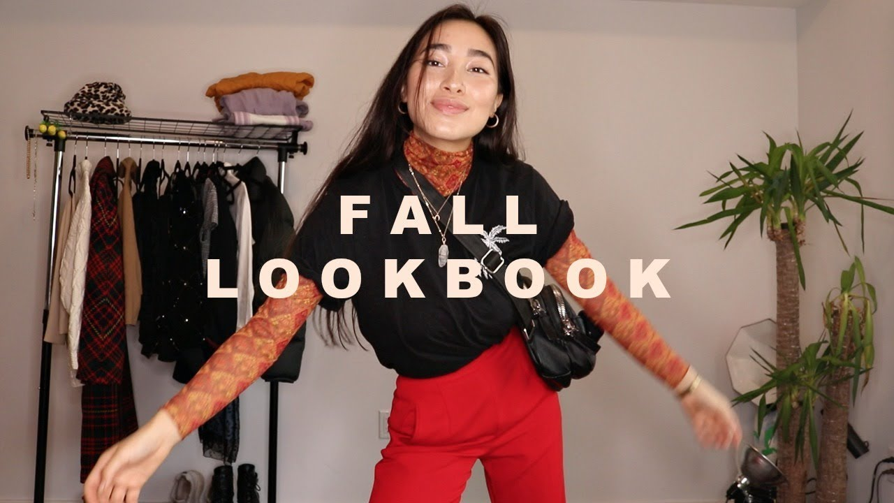 Fall Lookbook 2018 | unique outfit ideas 9