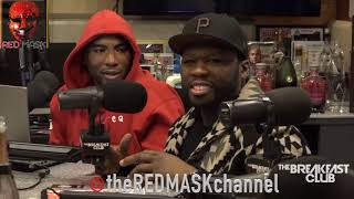 50 cent calls Diddy Gay on Breakfast Club.(1-9-18) streaming
