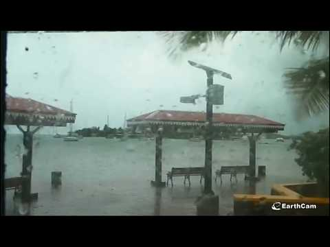 LIVE: Hurricane Irma walloping St. Croix in the U.S. Virgin Islands
