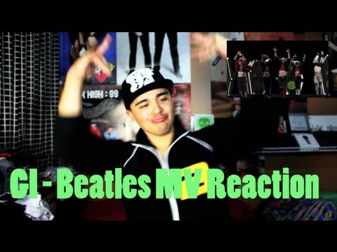 GI (지아이) - BEATLES (비틀즈) MV HD Reaction Jrekml