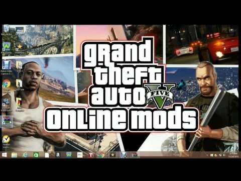 GTA 5 Online 1 26 Install USB Mod Menu Tutorial! PS3 OFW (NO