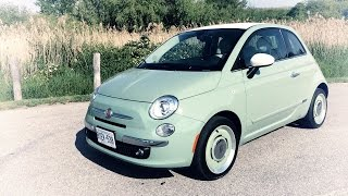 2016 FIAT 500 1957 Edition - Review