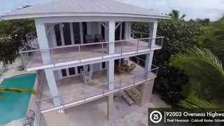 92003 Overseas Highway, Tavernier, FL -  Listed by Brett Newman, Coldwell Banker