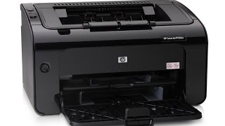 пошаговая инструкция установки и настройки HP LaserJet Pro P1102w RU  настройка Wi-Fi печати