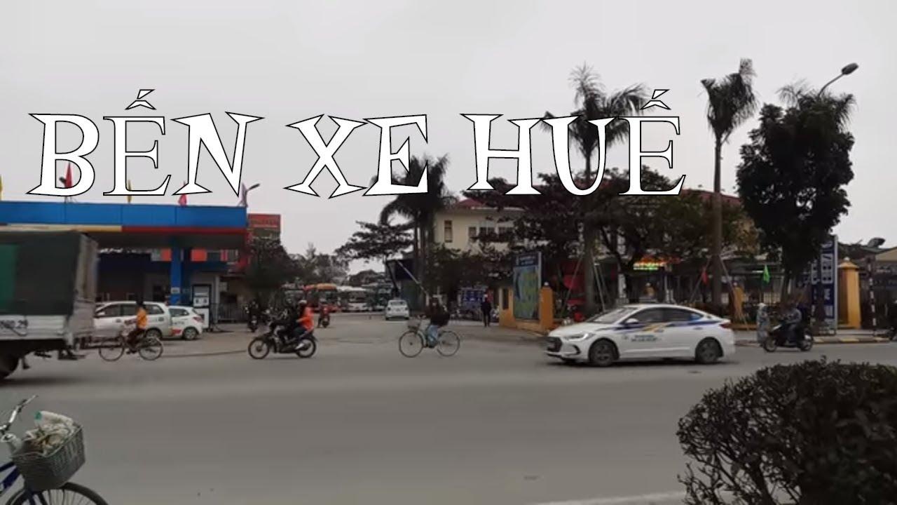 Tham quan Bến Xe phía Nam thành phố Huế | Huế thương