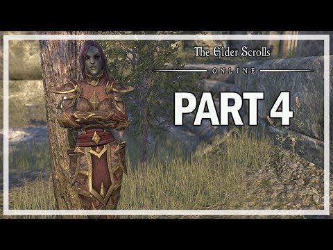 The Elder Scrolls Online Orsinium Lets Play Part 4 - Thukhozod's Sanctum
