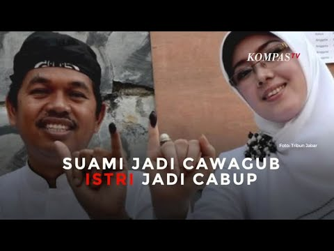 Cerita Pilkada: Suami Cawagub, Istri Dari Cabup