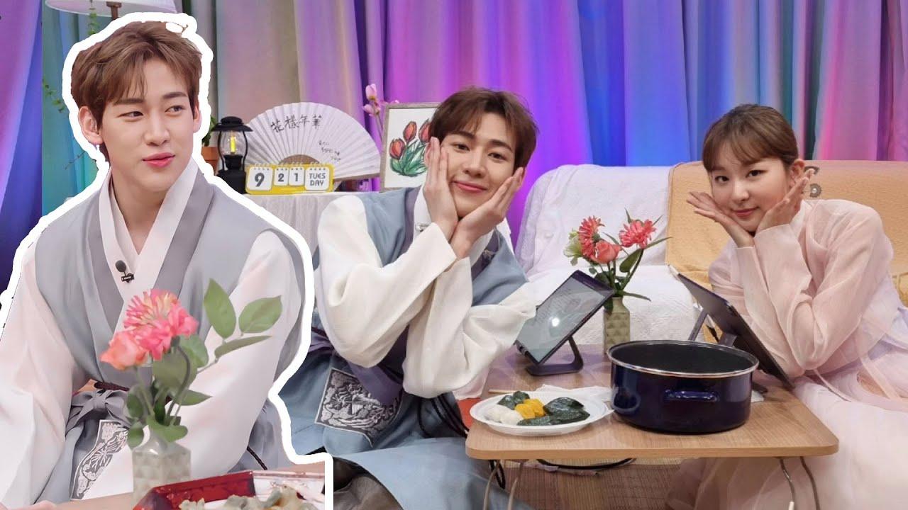 Full 20 Seulgi zip ♥ CHUSEOK SEULPECIAL WITH BAMBAM