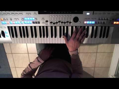 YAMAHA TYROS 4 - AUSTIN POWERS SONG THEME - QUINCY JONES - SOUL BOSSA NOVA