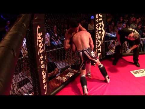 Jarrad Johnson vs Caleb Paul   Combat Night XXIII