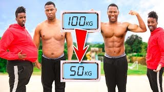 Who can LOSE the MOST WEIGHT in 24 Hours Challenge