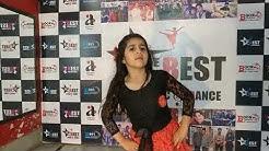 Shubhi Aggarwal, Dance on Unglich Ring Dal de