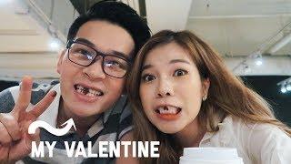 Valentine đi mall to bự + Boyfriend Tag 👫