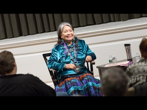 Luci Tapahonso | An Afternoon with the Poet Laureate of the Navajo Nation || Radcliffe Institute