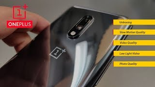 Oneplus 7 Unboxing, Slow motion, Video Quality, Photo Quality