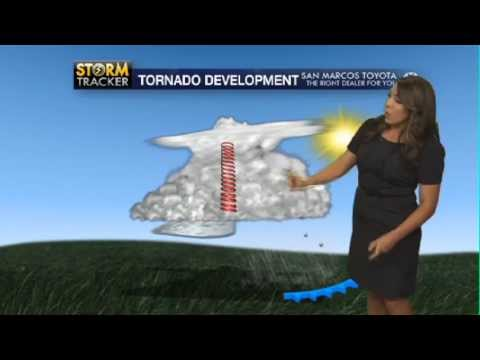 KEYE TV: All About Tornadoes