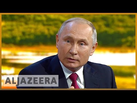 🇷🇺 🇯🇵 Putin proposes peace with Japan by year's end   Al Jazeera English
