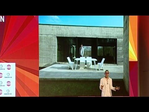 Дизайнер Карим Рашид: наше время -- эра обыкновенности