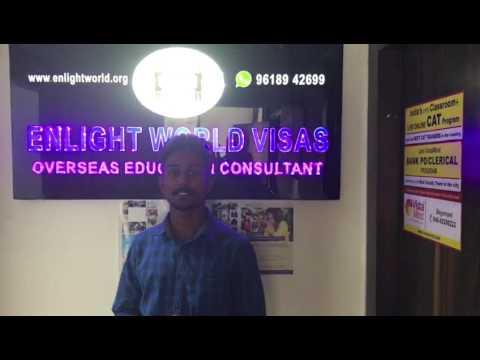 Enlight World Visas - Canada Successful Student Visa