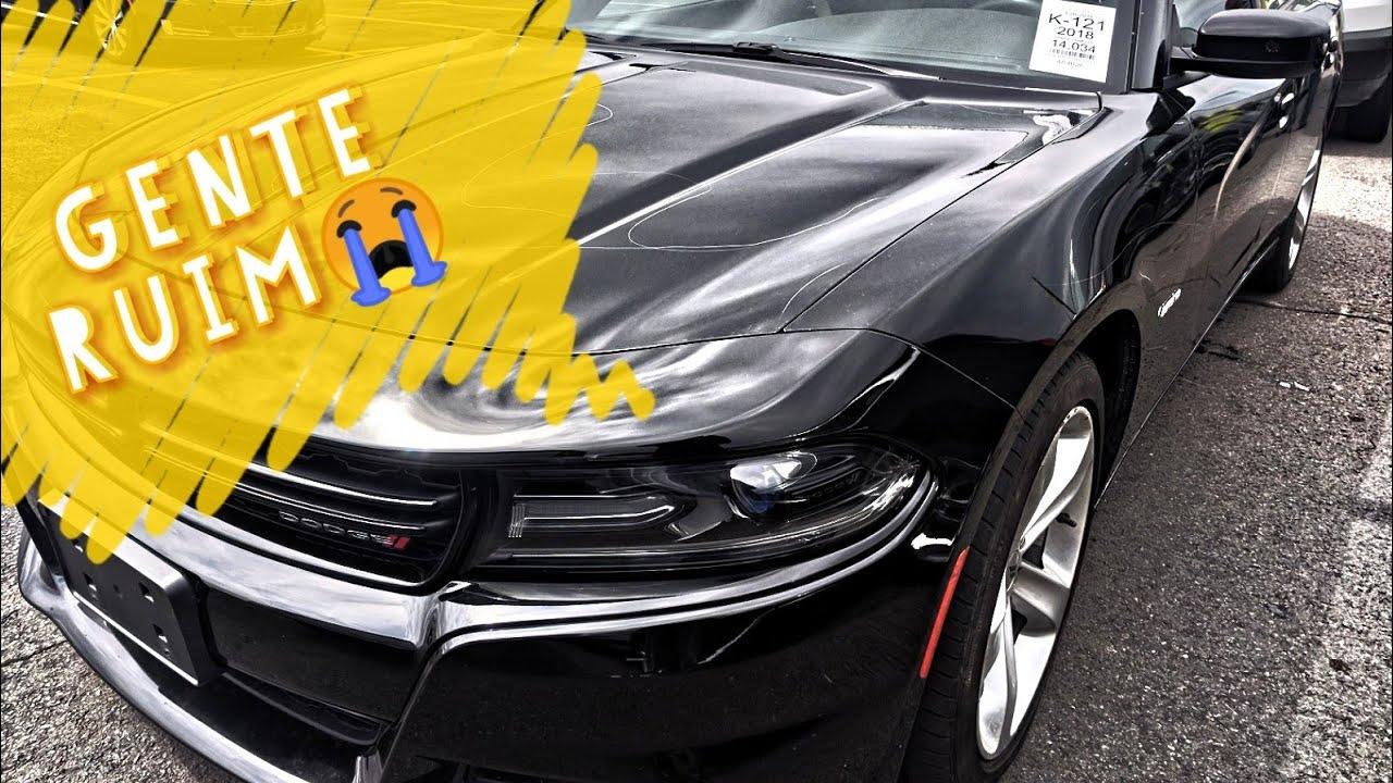 Dodge Charger обзор
