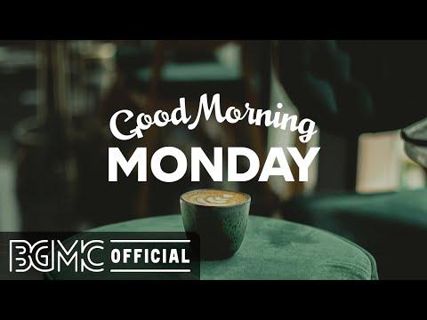 MONDAY MORNING JAZZ: Good Mood Summer Jazz & Bossa Nova Instrumental Music