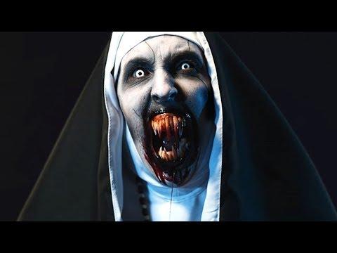Монахиня #ужасы #фантастика #кино #фильм2019 #новинка #премьера #топы