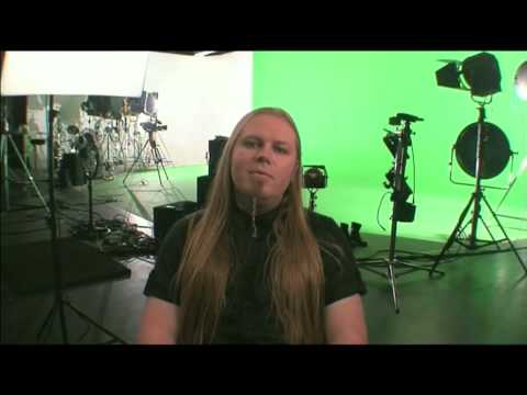 Making The Video - Sirenia 'The Path To Decay'