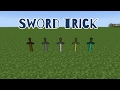 SWORD STUCK IN THE GROUND IN MCPE | Minecraft Pocket Edition