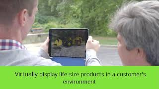 Augmented Reality for Sales Virtual Product Demonstration