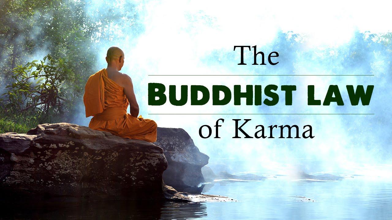 Spiritual Enlightenment - The Buddhist law of Karma