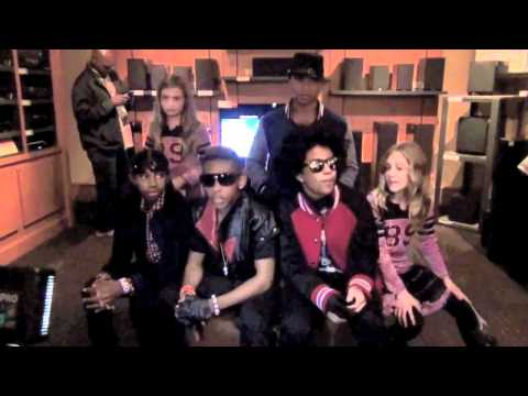 We Hang Out With MINDLESS BEHAVIOR And Chat About Their New Album!