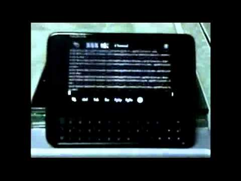 demo installing NITDroid CM9 with CM9 installer 0 1 5 NOKIA N900