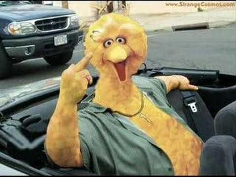 Dave Chappelle- Sesame Street