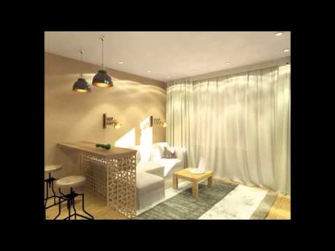 Проект квартиры-студии 29 кв.м