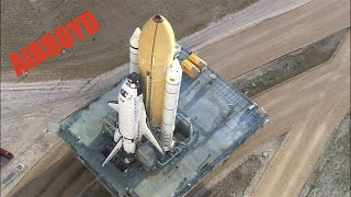 Space Shuttle Discovery Launch STS-133