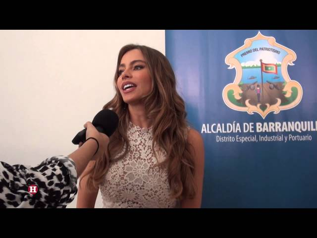 Entrevista de EL HERALDO a Sofía Vergara
