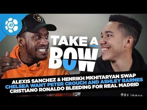 Alexis Sanchez & Henrikh Mkhitaryan Swap, Chelsea Want Ashley Barnes, Ronaldo Bleeds - Take a Bow