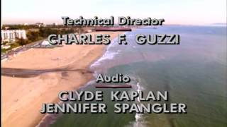 The Bold and the Beautiful long closing credits 1998