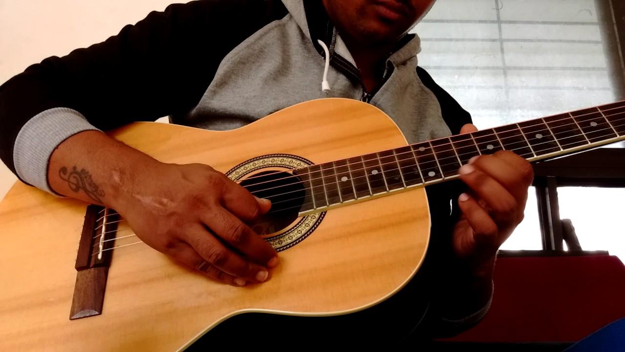 A Zindagi Gale Lagale Guitar Solo Tabs Love You Zindagi And