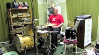 ABBA - Mamma Mia (Drum Cover)