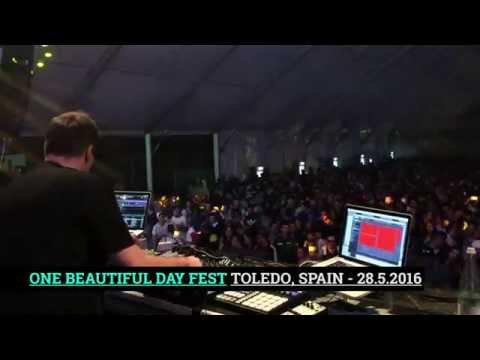 UMEK @ One Beautiful Day Festival, Toledo, Spain - 28.5.16