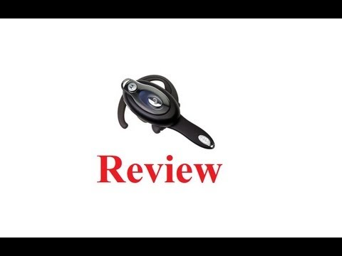 HS850 Bluetooth Headset Review