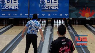 Is Urethane the Answer? Day 1 at Bowling's U.S. Open.