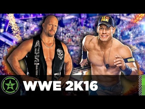 Let's Play – WWE 2K16
