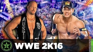 Let's Play - WWE 2K16