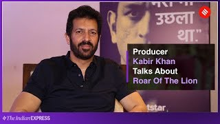 Roar of the Lion | When you watch MS Dhoni telling the story, it surprises you: Kabir Khan | Hotstar