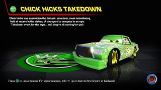 Cars 3: Driven to Win (PS4) Gameplay - Master-Level Event (Chick Hicks Takedown)