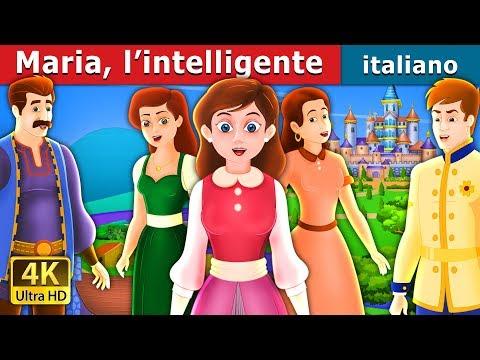 maria-l'intelligente-|-storie-per-bambini-|-fiabe-italiane