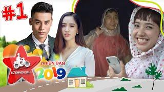 LỮ KHÁCH 24H-PHIÊN BẢN 2019|TẬP 1 FULL|Cao Xuân Tài & Gia Linh không chốn dung thân vì mê lo CÀ KHỊA